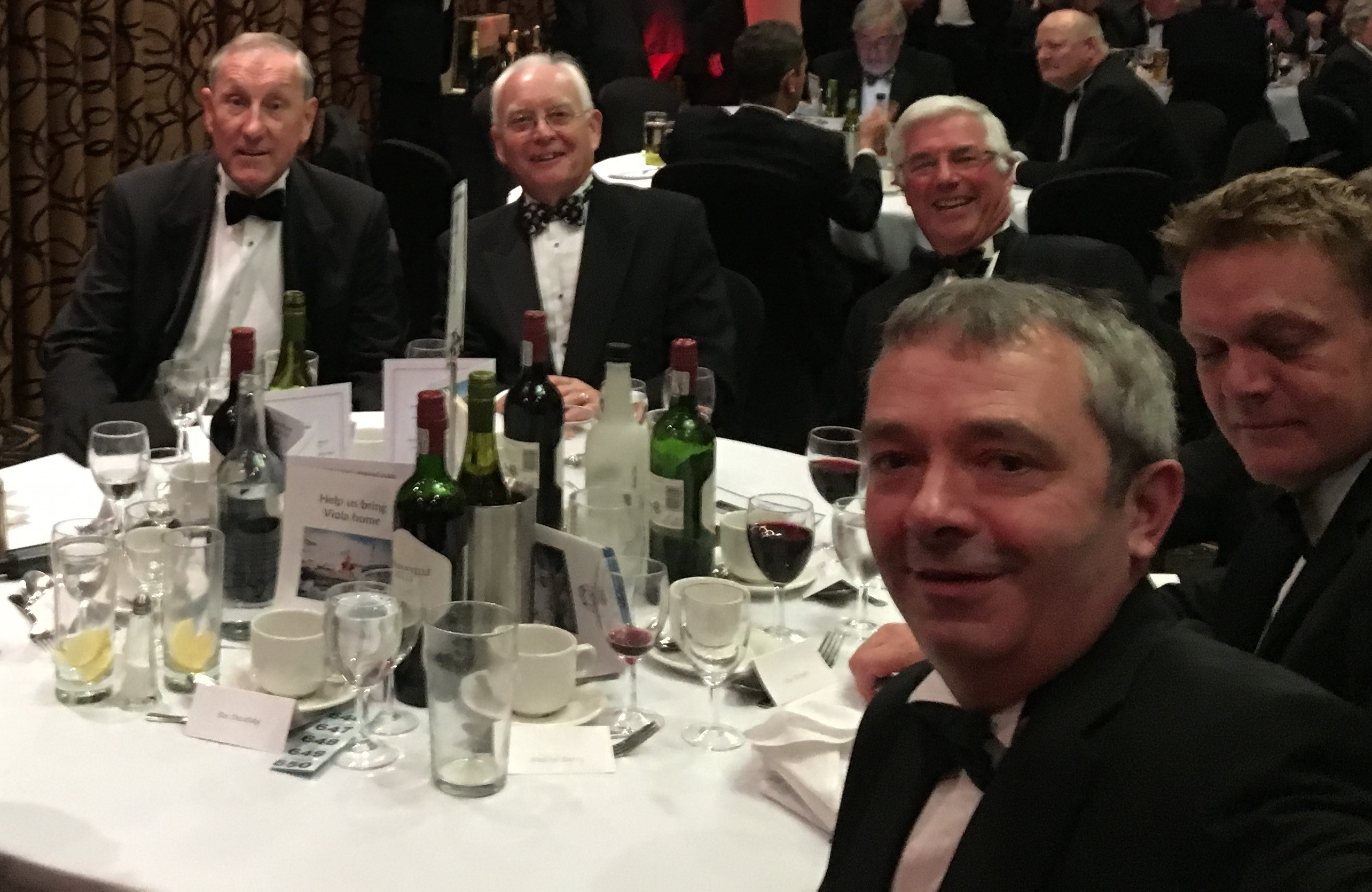 SMS Towage host 2018 Grimsby and Immingham Shipping Association Dinner in support of the Viola Charitable Trust