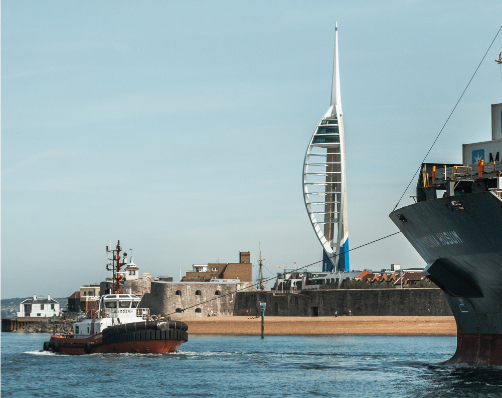 SMS Towage: A Day in Portsmouth International Port