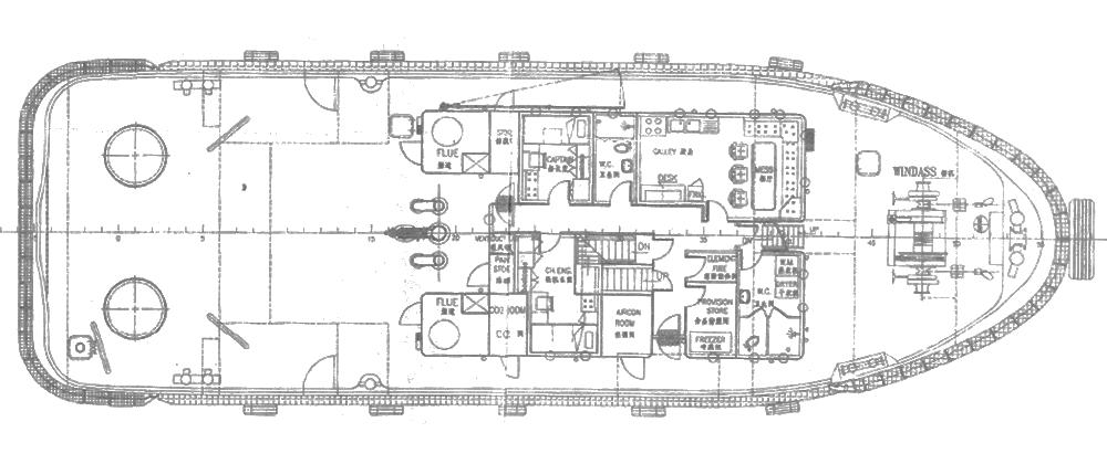 Serviceman Main Deck