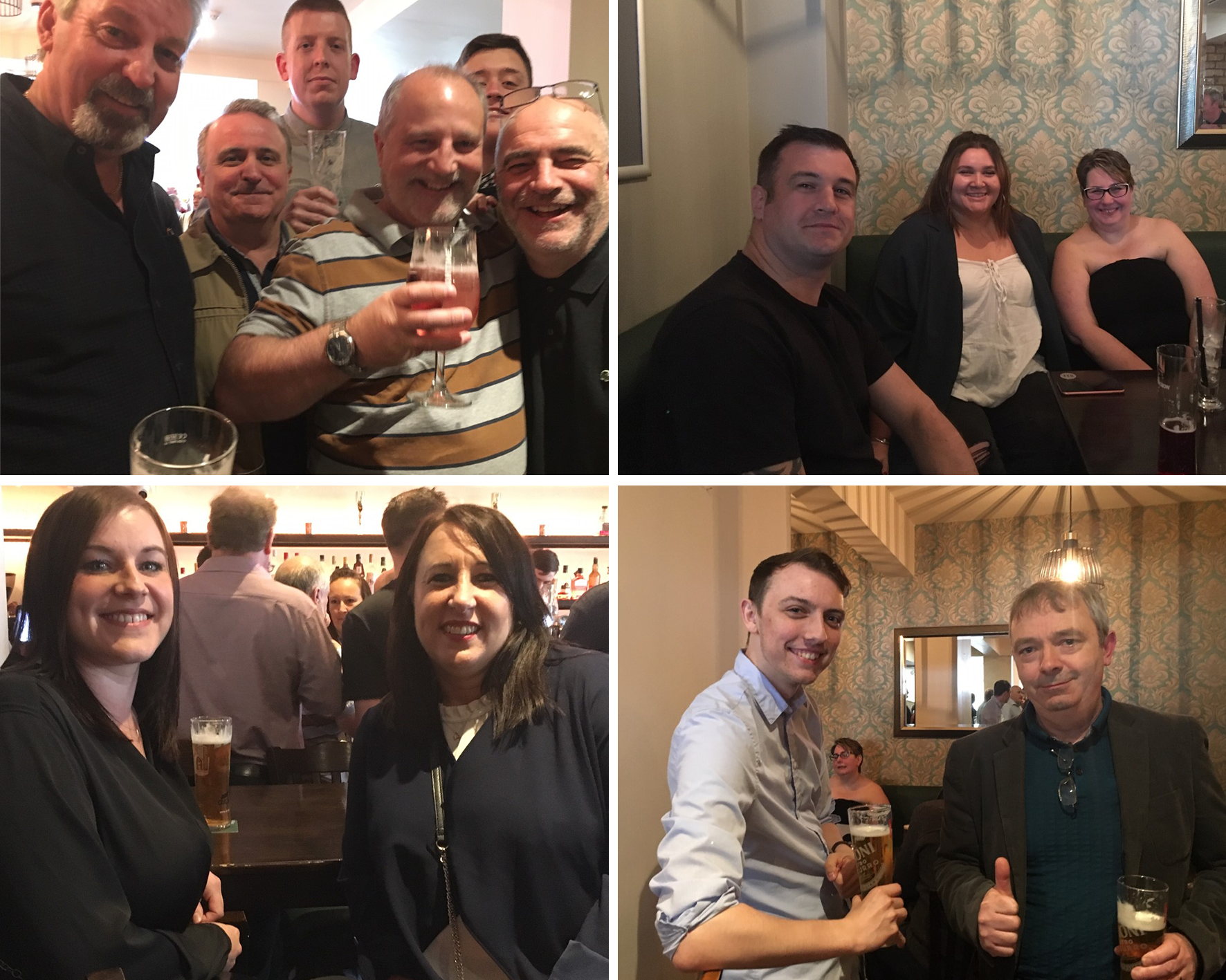 Grimsby & Immingham Shipping Agents Curry Night
