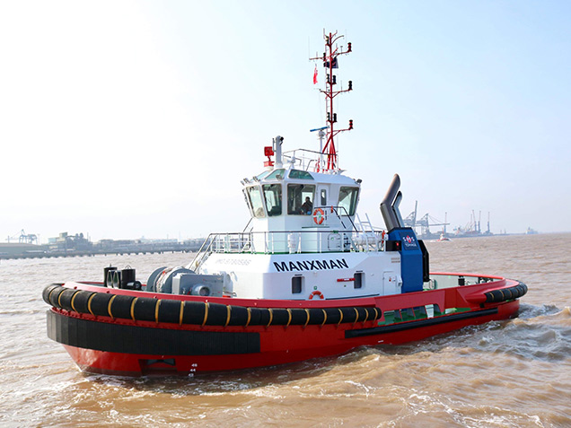 Press Release: SMS Towage continues expansion with new tug Manxman