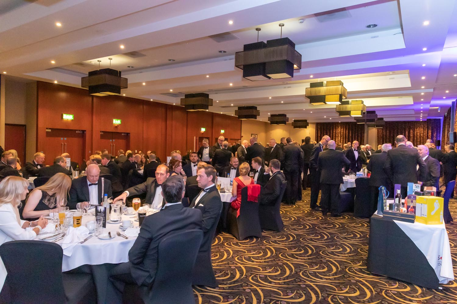 SMS Towage host 2019 Grimsby & Immingham Shipping Association Dinner