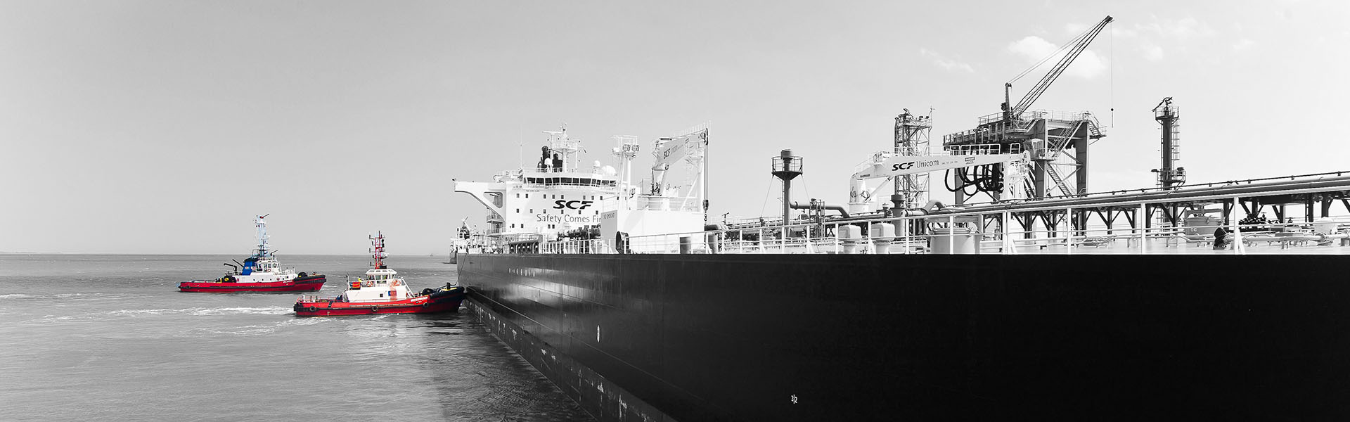 Vital support to port-based and offshore business