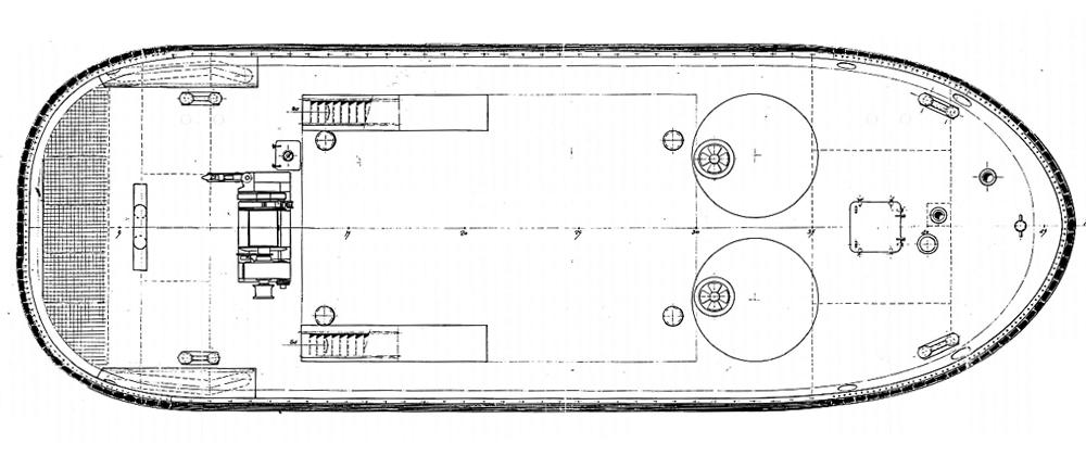 Guardsman Main Deck
