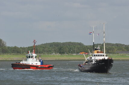 SMS Towage's new tug
